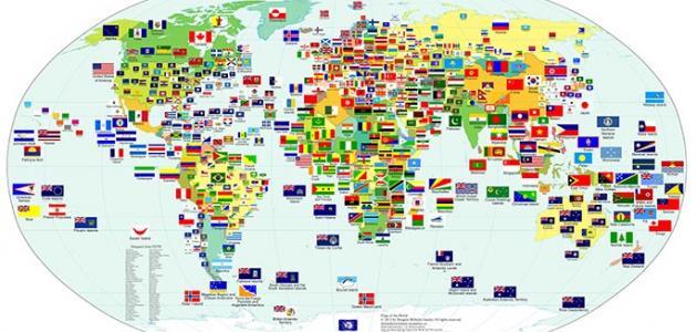 صور كم من دولة في العالم , ما عدد الدول الموجوده في كل قاره