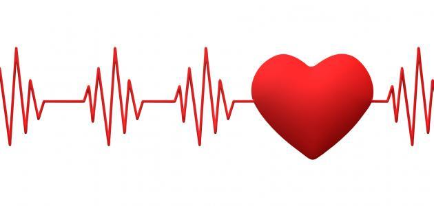 صور دقات القلب العادية , كم عدد ضربات القلب العاديه في الدقيقه