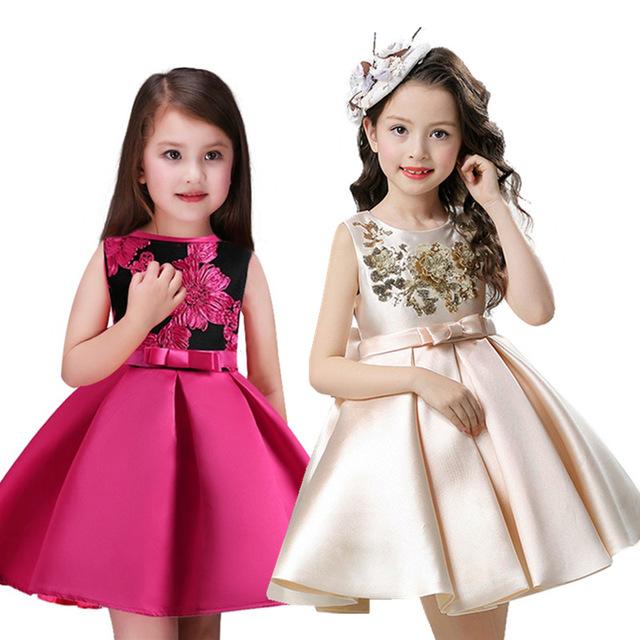 صورة فساتين اطفال جميله , موديلات فساتين اطفال جديده 2949 5