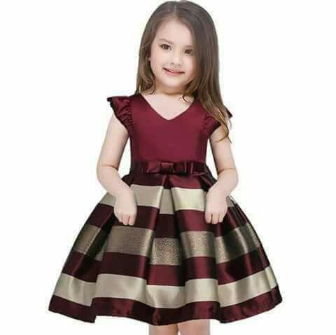 صورة فساتين اطفال جميله , موديلات فساتين اطفال جديده 2949 8
