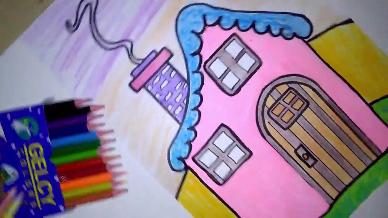 صورة رسومات بسيطة وجميلة , طرق بسيطه لتعليم الاطفال الرسم