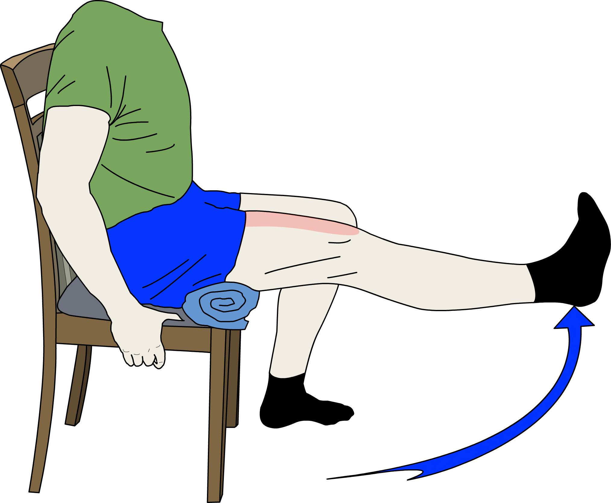 صور تمارين لخشونة الركبة , تمارين رياضيه لعلاج الم الركبه و تقويتها