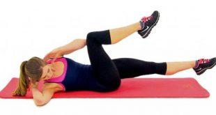 صورة حركات رياضية لتنحيف البطن , تمارين رياضيه للتخلص من الكرش