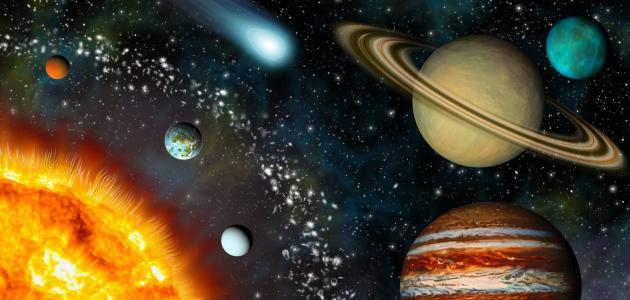 صور ما هو اكبر كوكب , كم عدد كواكب المجموعه الشمسيه