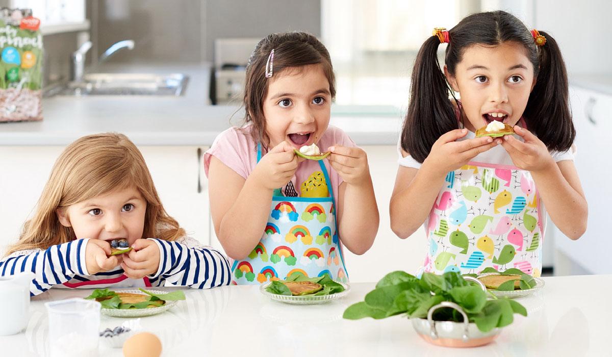 صورة نظام غذائي صحي للاطفال , اكلات مفيده للاطفال