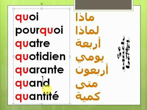 صورة كيف تتعلم الفرنسية , دروس لتعلم الفرنسيه للمبتدئين