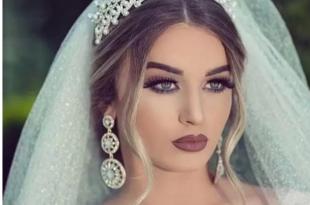 صورة تسريحات العروس 2019 , احدث تسريحات شعر للعروس