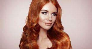 صور صبغ الشعر البرتقالي , كيفيه سحب اللون البرتقالي من الشعر