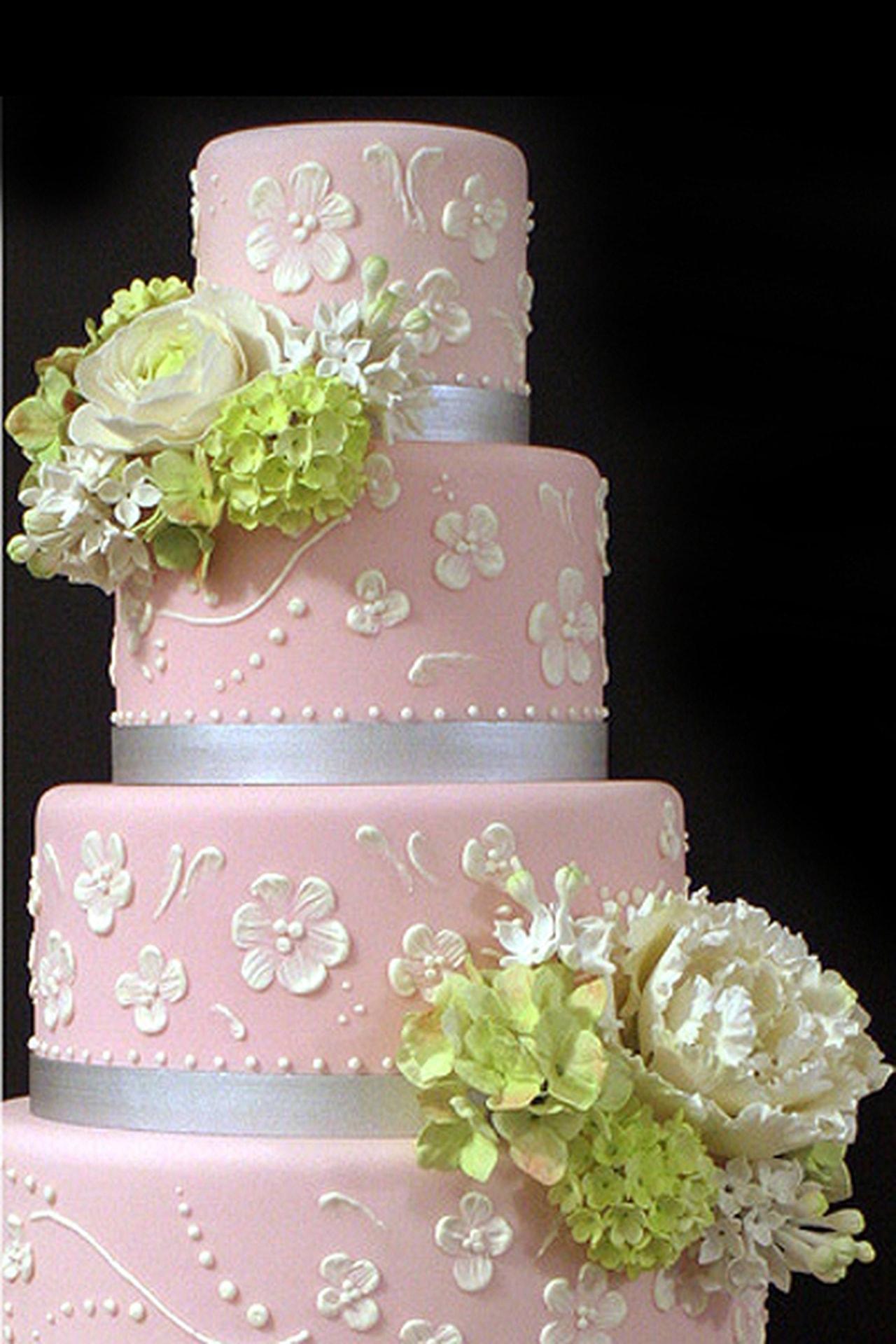 صورة صور تورتة زفاف , اشكال توته لزفاف رائعه