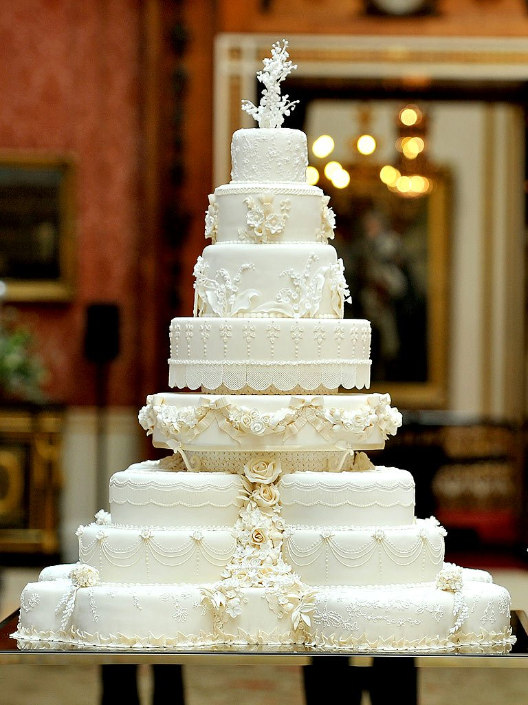 صورة صور تورتة زفاف , اشكال توته لزفاف رائعه 4262 2
