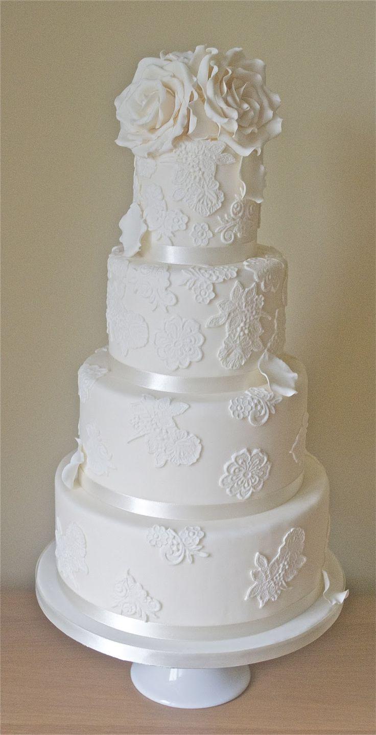 صورة صور تورتة زفاف , اشكال توته لزفاف رائعه 4262 3