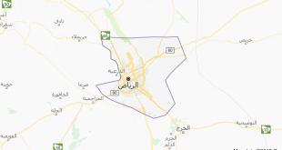 صورة خريطة شوارع الرياض , صور للخريطه الاسترشاديه لشوارع الرياض