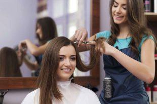 صور افضل صالون في دبي لصبغ الشعر , احسن صالون تجميل في دبي
