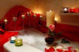 صور كيف اسعد زوجي في الحمام , خطوات بسيطه لحمام زوجي رومانسي