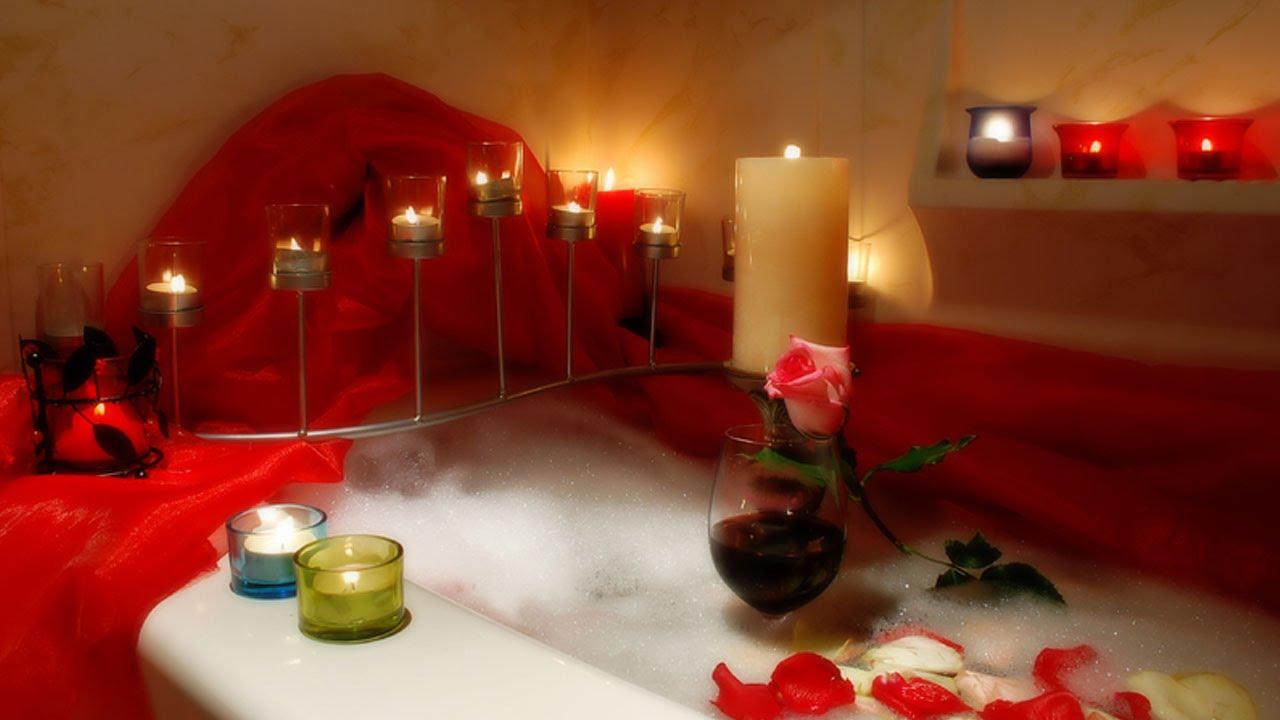 صورة كيف اسعد زوجي في الحمام , خطوات بسيطه لحمام زوجي رومانسي