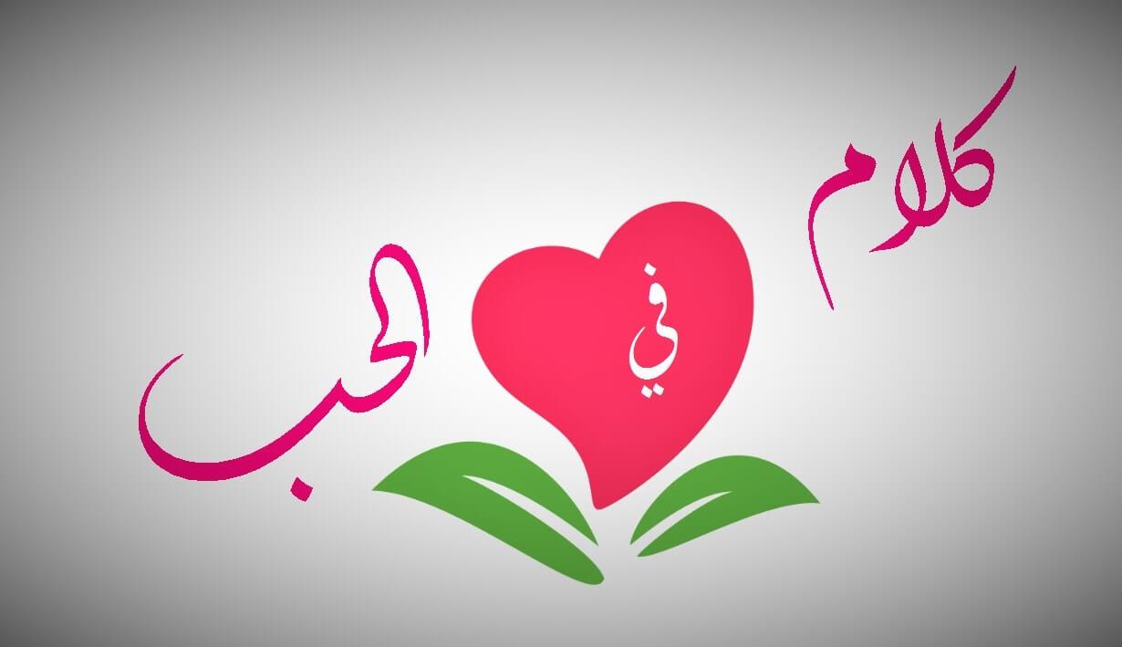 صورة احلى كلام في الحب , عبارات حب رومانسيه