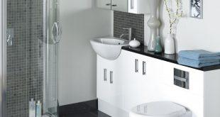 صورة ديكورات حمامات مغربية صغيرة , تصميمات حمام مغربي