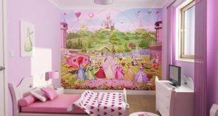 صور دهانات غرف اطفال حديثة , احدث الوانات غرف نوم الاطفال