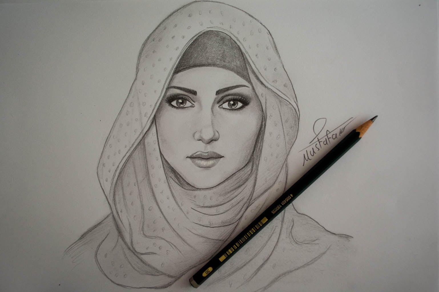 صورة اجمل الرسومات بالرصاص , رسومات بسيطه و مميزه بالقلم الرصاص