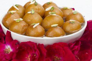 صورة حلويات هندية جولاب جامون , طريقه عمل جولاب جامون