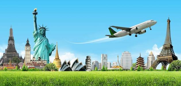 صورة في السفر خمس فوائد , فوائد السفر عند الانسان