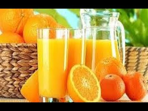 صورة عصير البرتقال في المنام , معنى شرب عصير البرتقال فى المنام