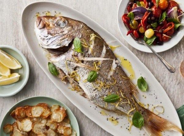 صورة كيفية طبخ السمك , سر طهى السمك باحترافية مثل المطاعم