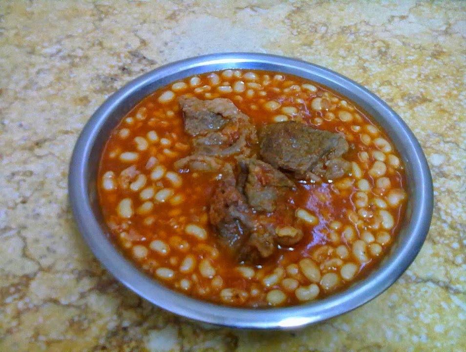 صورة طريقة عمل اللوبيا الناشفة , اطبخى اللوبيا الناشفة على الطريقة المصرية