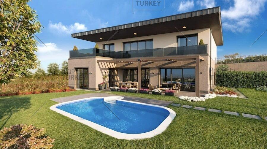 صورة فلل في تركيا , تعرف على افخم العقارات فى تركيا