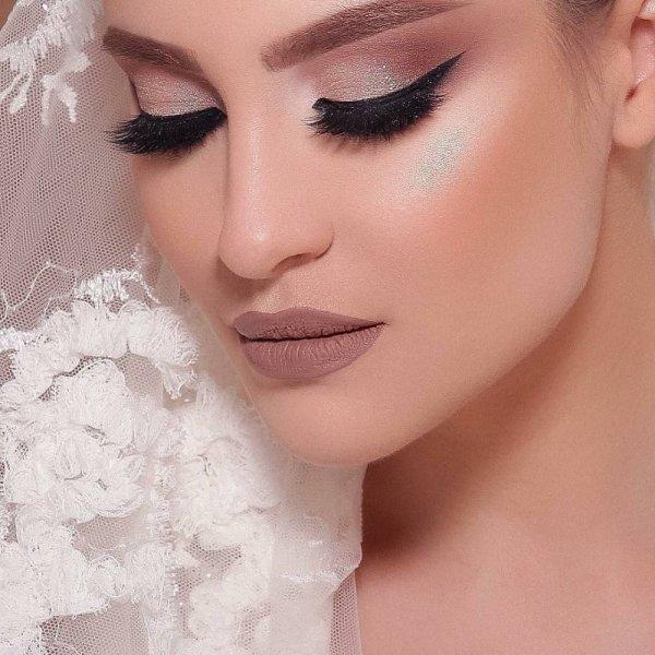 صور صور مكياج العروس , مكياج عرايس ناعم وانيق بالصور
