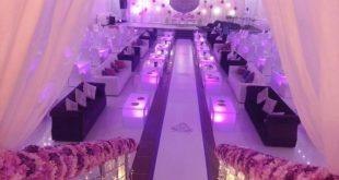 صورة تنسيق قاعات افراح , تصاميم مبتكرة جدا لتزيين وتجهيز كوشة العروسة