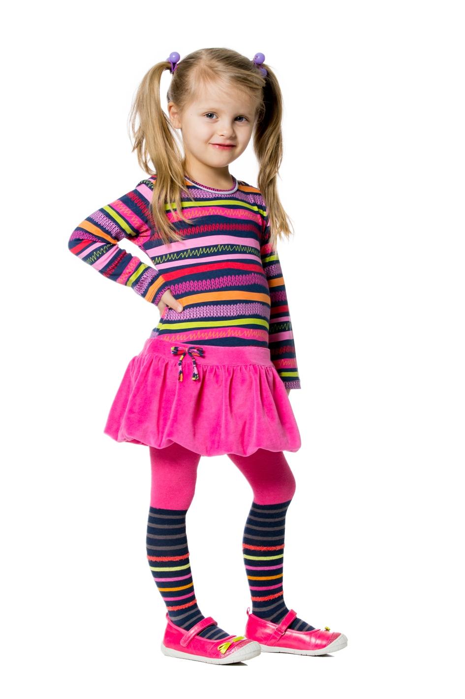 صورة فساتين اطفال شتوى , ملابس شتويه للاطفال 4535 8