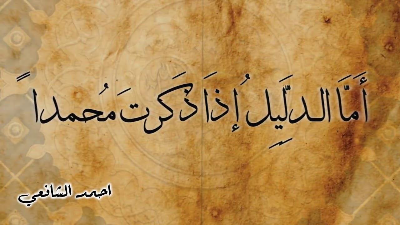 صورة كل القلوب الى الحبيب , قصيده في مدح الرسول الكريم 4543 4
