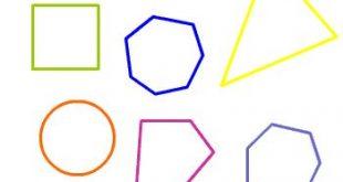 صورة رسم اشكال هندسية , شوفوا رسمت الشكل دة كيف مثل المحترفين