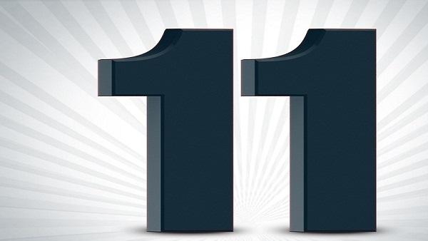 صورة رقم 11 في المنام , تفسيرات مدهشة لرقم 11 فى المنام