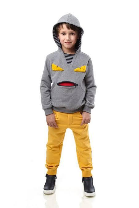 صورة ملابس شتوي للاطفال , اشيك واروع الملابس الشتوى للاطفال 1710 5