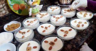 صورة طريقة عمل حلويات بسيطة , اسهل طريقة لعمل الارز باللبن