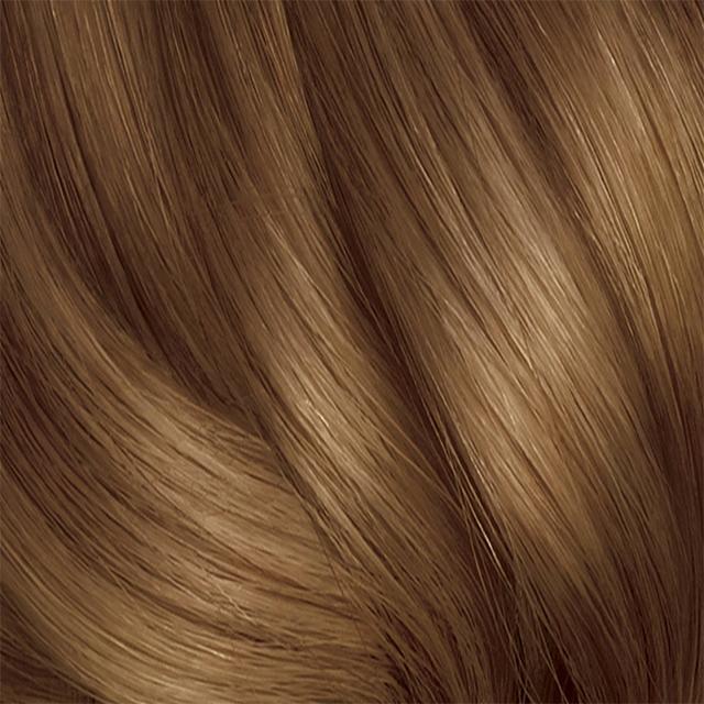 صورة اللون النحاسي للشعر , طريقه طبيعيه للحصول على لون نحاسي للشعر