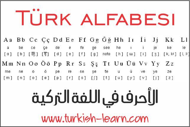 صورة اشهر الكلمات التركية , تعلم اللغة التركية بكل سهولة 2486 5