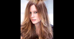 صورة بالصور احدث قصات الشعر الطويل , شعرك هتنبهري من منظره