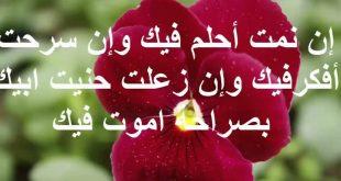 صورة رسائل حب ورومانسية للحبيب , هو الحب والقلب