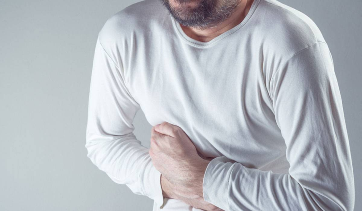 صورة اعراض قرحة الاثنى عشر , هيا من ابشع الامراض