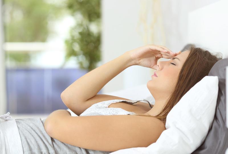 صورة هل النوم من اعراض الحمل , النوم كثيرا مؤشر ايجابي لحدوث حمل
