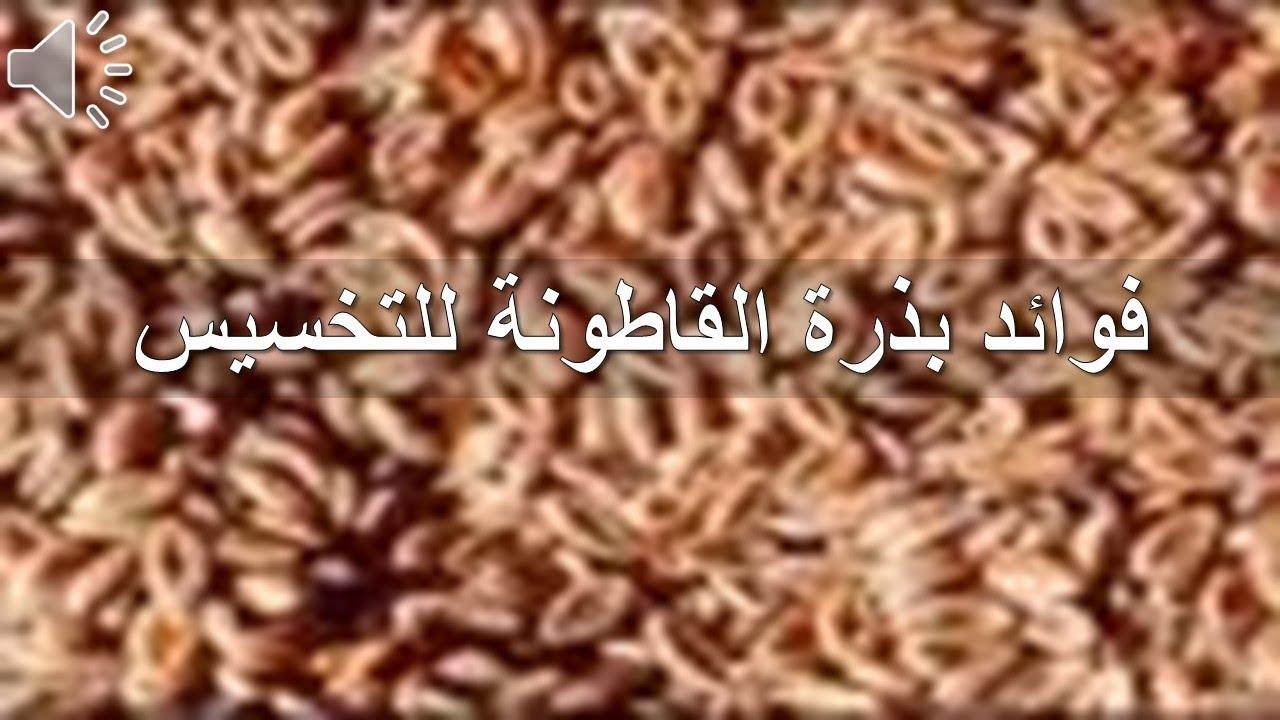 صورة بذور القطونا للتخسيس , كيف تخس ببذور طبيعيه
