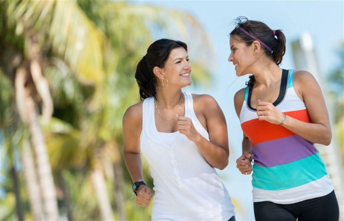 صورة متى يمكن ممارسة الرياضة بعد الولادة القيصرية , الرياضه بعد الولاده القيصريه وهل توثر على الام