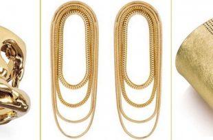 صورة مجوهرات من الذهب , كيف تختارى مجوهراتك الذهبية