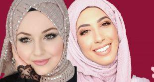 صورة لفات حجاب تركي 2019 , جددى جمالك بحجاب تركى جديد