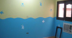 صورة الوان اوض اطفال , الطفولة وكيفيه احتواء الطفل من شكل غرفته