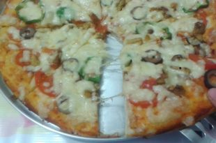 صورة طريقة عمل البيتزا المصرية , بيتزا مصريه بتكات ولا اروع