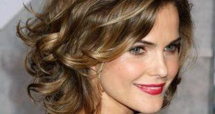 صورة صور تسريحات لشعر قصير , تسريحات تظهر جمال الشعر القصير